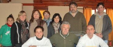 Los candidatos de José visitaron Recalde