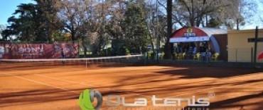 Dos campeones en tenis: Barzola e Iturbe