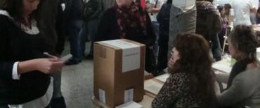 Elecciones: Capacitación para autoridades de Mesa