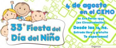 El Municipio dispondrá micros gratis para concurrir a la Fiesta Día del Niño