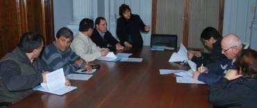 Se firmaron los boletos de compra venta de seis predios en el Parque Industrial de Olavarría