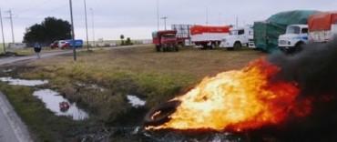 Transportistas y acopiadores pusieron fin al conflicto en Bragado y Pergamino