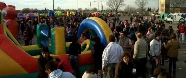 Más de 30 mil personas asistieron a la Fiesta del Día del Niño