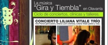 """Este sábado la música """"Gira y Tiembla"""" nuevamente en Olavarría"""