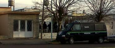 Allanamientos por el robo a una empresa de Pueblo Nuevo