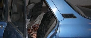 Se retuvo un vehículo que transportaba carne vacuna