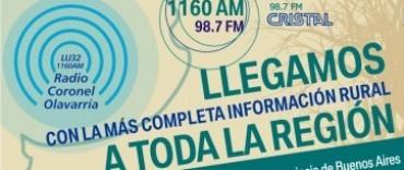 Radio Olavarría, la 98.7 FM Cristal e Infoeme nuevamente cubrirán las elecciones en conjunto