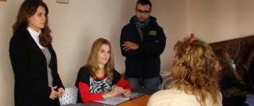 Se realizará un taller de Apoyo a la Búsqueda de Empleo para mujeres víctimas de violencia familiar