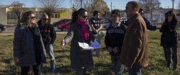 El Municipio realizó la entrega oficial de lotes a 44 familias de Loma Negra