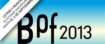 Premio Bienal Federal 2013