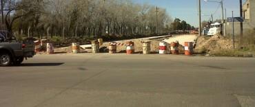 Satisfacción de vecinos por la pavimentación de Sarmiento
