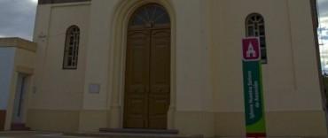 El Gobierno Municipal acompaña los festejos patronales en la Parroquia Nuestra Señora de la Asunción de Hinojo