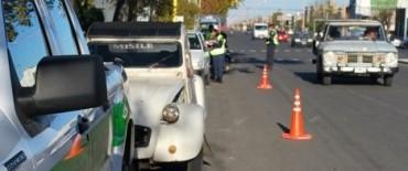 El Gobierno Municipal insiste en respetar las velocidades máximas para salvar vidas