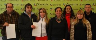 El Municipio entregó tenencias precarias a vecinos de Olavarría