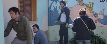 El Frente para la Victoria realizó una jornada solidaria en Sierra Chica