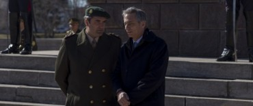 """Olavarría recordó al General José de San Martín con un acto en el Parque del Bicentenario """"Senador Oscar Lara"""""""