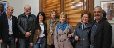 El Municipio entregó un subsidio a la Asociación Filarmónica de Olavarría