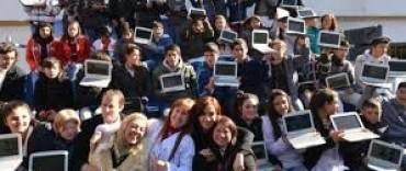 Conectar  igualdad: se entregarán más de 800 netbooks en la Escuela Técnica N°2