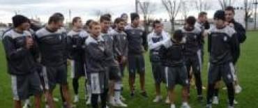 Ferro - Sarmiento en amistoso de futbol