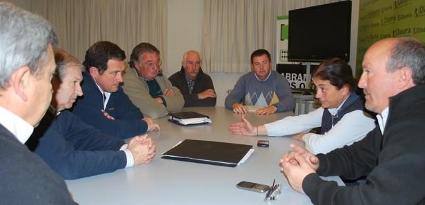 Margarita Arregui encabezó una nueva reunión de la Mesa Agropecuaria