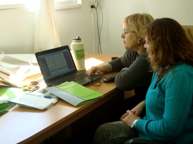 1° Encuentro de Capacitación en promotores de salud y liderazgo escolar: Nueva reunión organizativa