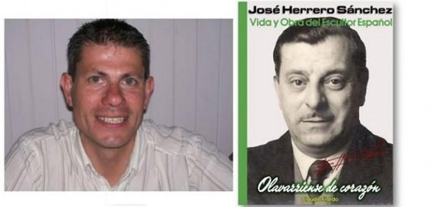 El escritor Claudio Filardo recibió un subsidio para la edición de su libro sobre la vida y obra del escultor español José Herrero Sánchez