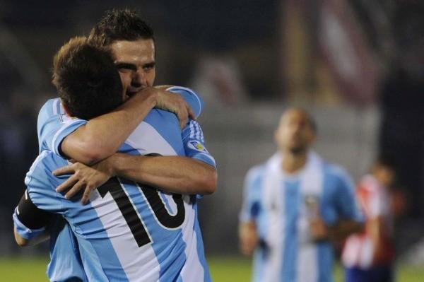 La Selección Argentina le ganó 5-2 a Paraguay en Asunción y clasificó al Mundial de Brasil 2014.