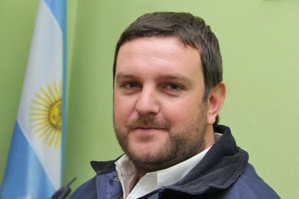 Asumió Pablo Disalvo como delegado interino de la localidad de Chillar