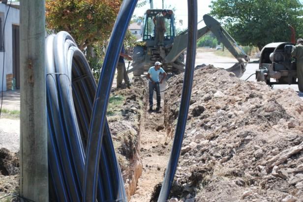 Finalizan las obras en el Barrio Tiro Federal