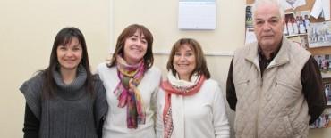 Chillar: entrega de subsidios y visita a las obras del Centro de Atención Comunitaria