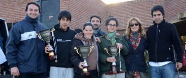 Primeras Jornadas deportivas universitarias Presidente Néstor Kirchner