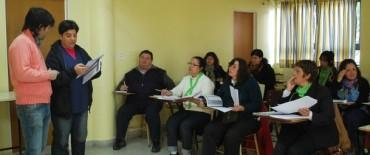 Capacitación en gestión y administración del Programa SUMAR
