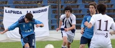 Olavarría goleó a Laprida en el Sub 17
