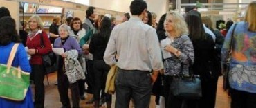 """""""Libros en Olavarría"""":  continúa la vigésima segunda edición"""
