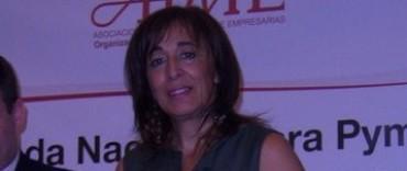 """Marcela Lagleyze: """"contactamos a los empresarios con la herramientas que permiten crecer"""""""