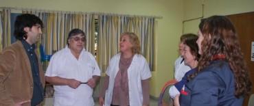 Profesionales de la salud se capacitaron sobre el modelo de Maternidad Segura y Centrada en la Familia