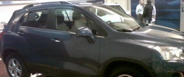 Dalcros presentó su nueva Chevrolet