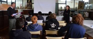Azul: Jornada de reflexión estudiantil en un nuevo aniversario de La Noche de los Lápices