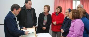 El Gobierno Municipal colaborará en la reparación de la Parroquia