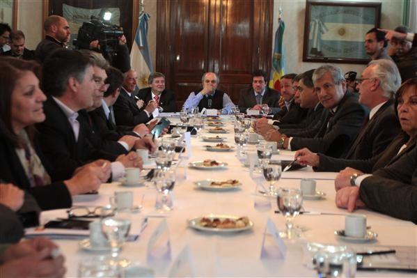 Tras la reunión del Consejo de Seguridad afirman que lo dicho es complejo de trasladar a la Provincia