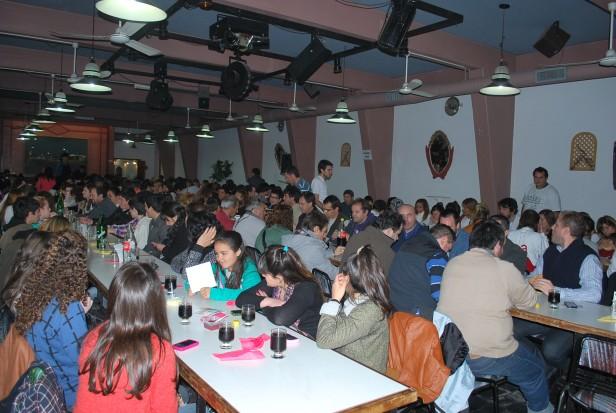 Más de 200 jóvenes militantes del Frente Renovador se reunieron en Olavarría