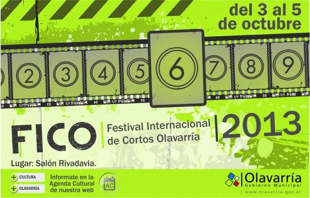 Este jueves inaugura el 6º Festival Internacional de Cortos Olavarría