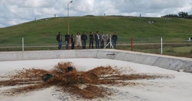 Se licitó la extensión del sistema de captura de biogas en el Relleno Sanitario