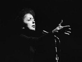 Charla sobre Edith Piaf en la Alianza Francesa