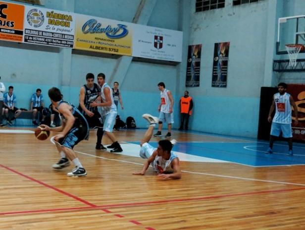 Siete partidos por el Provincial de Clubes de Basquetbol