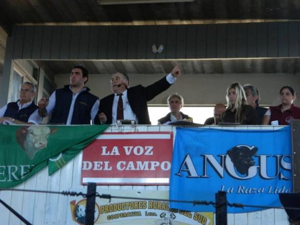 LA EXPOSICION DE BAHIA BLANCA TUVO SUS VENTAS AYER