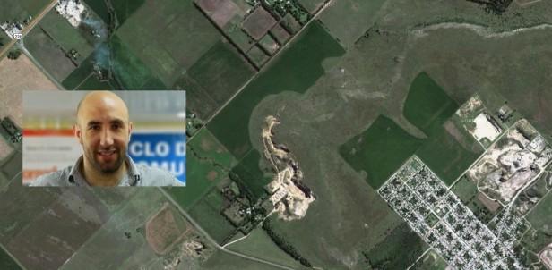 """Fabricaciones Militares cederá """"Cerro Largo"""" para que sea explotado por un consorcio de caleras locales"""