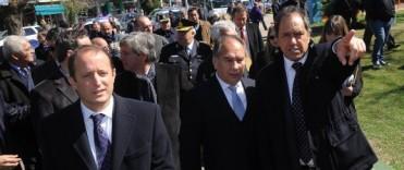 Scioli convocó al Consejo Provincial de Seguridad