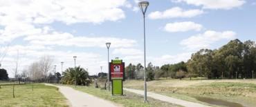 """Inauguración de la iluminación en el Parque Cerrito y 4º Encuentro de Callejeadas """"Se vos mismo"""""""