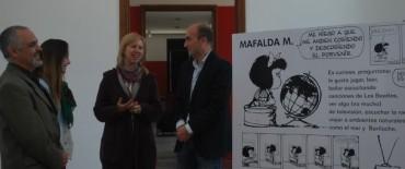 Más de 6000 chicos ya están inscriptos para ver a Mafalda en el Centro Cultural
